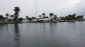 Ft Lauderdale Fotografering för Bildbyråer