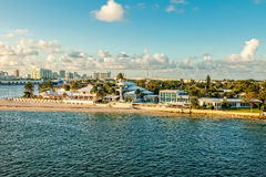 Ft. Lauderdale Royalty Free Stock Photo