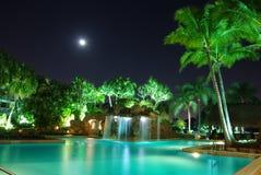 Ft Lauderdale-Pool Stockbild