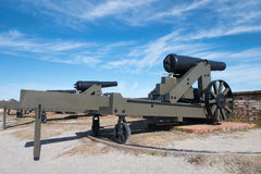 Free Ft Macom Cannons Stock Images - 87161844