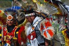 Ft Mcdowell, Аризона, 5-ое апреля 2014, торжество вау плена США, edi Стоковые Изображения RF