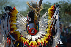 Ft Mcdowell, Arizona, April 5, 2014, USA Pow Wow celebration,edi Stock Image