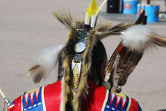 Ft Mcdowell, Arizona, April 5, 2014, USA Pow Wow celebration,edi Stock Photography