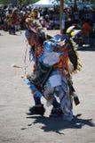Ft Mcdowell, Arizona, Kwiecień 5, 2014, usa Pow no! no! świętowanie, edi Obrazy Stock