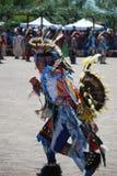 Ft Mcdowell, Arizona, Kwiecień 5, 2014, usa Pow no! no! świętowanie, edi Obrazy Royalty Free