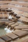 Ft wert Wasser-Gärten lizenzfreie stockfotografie