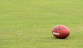 Fútbol del NFL Imagen de archivo libre de regalías