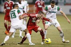 FTC Vs. DVSC-TEVA Hungarian Football Game