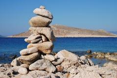 Ftenagia kamienia wierza, Halka Obraz Royalty Free