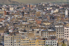 Fthe city of Fes, Morocco Royalty Free Stock Photos