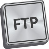 FTP Button Stock Images