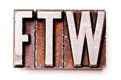FTW Stock Photo