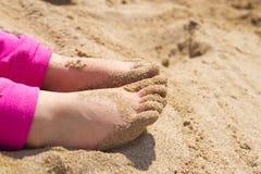 Fuß Stockbild