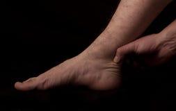 Fuß Stockfotos