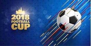 Fußball 2018 Stockbilder