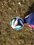 Fußball Stockfotografie