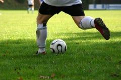 Fußball #8 Lizenzfreies Stockbild
