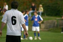 Fußball #9 Lizenzfreies Stockbild