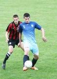 Fußball Acton Stockfoto