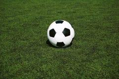 Fußball auf astro Lizenzfreie Stockfotografie