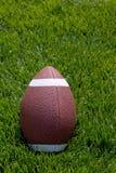 Fußball auf Feld Stockbilder