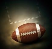 Fußball BackgroundÂ-' Lizenzfreies Stockfoto