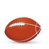 Fußball-Ball. Stockfoto