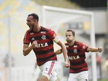 Fußball Flamengo Stockfotos