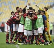 Fußball Flamengo Stockfotografie