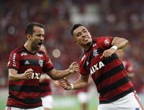 Fußball Flamengo Lizenzfreie Stockfotos