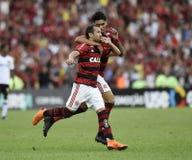 Fußball Flamengo Stockfoto