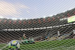 Fußball Flamengo Lizenzfreie Stockbilder