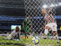 Fußball Fluminense Lizenzfreies Stockfoto