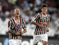 Fußball Fluminense Lizenzfreie Stockbilder
