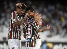 Fußball Fluminense Stockfotografie