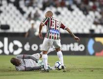 Fußball Fluminense Lizenzfreies Stockbild
