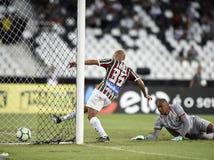 Fußball Fluminense Lizenzfreie Stockfotografie