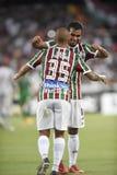Fußball Fluminense Stockfoto