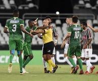 Fußball Fluminense Stockbilder