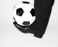 Fußball freestlye Stockfotos