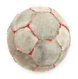 Fußball-/Fußballkugel Stockfoto