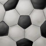 Fußball-Hintergrund Stockbild