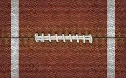 Fußball-Hintergrund-Beschaffenheit Stockfotografie