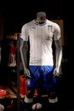 Fußball-Italiener-Team Lizenzfreies Stockfoto