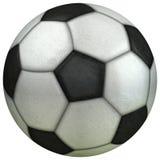 Fußball-Kugel Stockbild