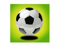 Fußball-Kugel Mondial 2010 Stockfotografie