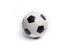 Fußball-Kugel oder Fußball Lizenzfreie Stockfotografie