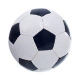 Fußball- oder Fußballkugel Lizenzfreie Stockbilder