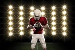 Fußball-Spieler Stockbild