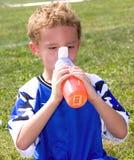 Fußball-Spieler Lizenzfreies Stockbild